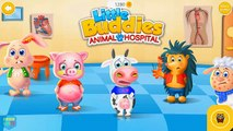 Care of Pets. Hospital of Animals: rabbit, pig, cow, hedgehog and more. Kids game app