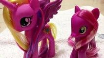 Tutorial #2:Como hacer que el pelo de tu pony este mas suave y brillante|Mlpslowmotion Dashie™ ❤️