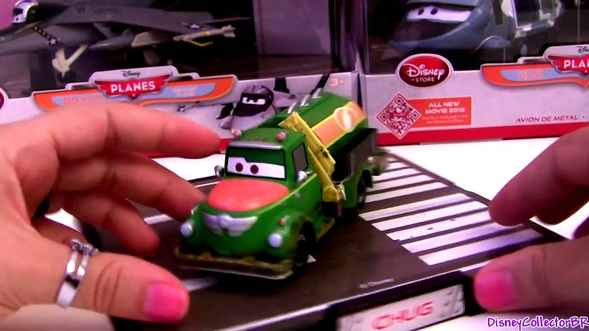 DISNEY PIXAR CARS 2 NED DIECAST PLANES DISNEY STORE
