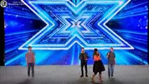 X Factor UK 2017 Group 6 Scarlett Lee Harry Davidson Daniel Quick & Judges Comments bootcamp