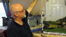 Halloween Week - Day 4 Make a Skeleton Marionette