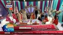 Good Morning Pakistan - Walima - 13th October 2017 - ARY Digital Show
