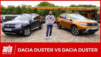 Nouveau Dacia Duster (2018) : prix, finitions, équipements