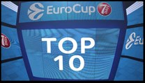 7Days EuroCup, RS Round 1: Top 10 Plays