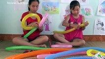 Balloons for Children - Kid plays Balloons Fun Fun/Ballons für Kinder