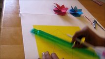 Art And Craft How To Make Flower Envelope Teachers Day Card