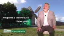 La Minute touristique - Le moulin de la Garenne