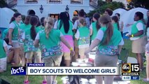 Boy Scouts of America will allow girls to join Cub Scouts, become Eagle Scouts
