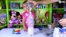 АНТИСТРЕСС из НЕНЬЮТОНОВСКОЙ ЖИДКОСТИ Ярослава Новые Эксперименты для Детей Balloon Antistress