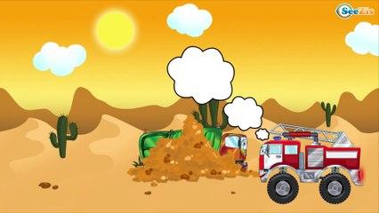 Мультфильмы про Машинки Трактор Павлик ЖЕЛТЫЙ ЭВАКУАТОР Сборник 10 Минут Все серии подряд