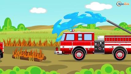 Полицейская Машина Развивающие мультфильмы для детей Сборник Все серии Мультики 1 час