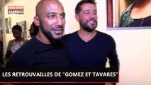 Titoff et Stomy Bugsy : Les retrouvailles hilarantes de Gomez et Tavarès (Exclu Vidéo)