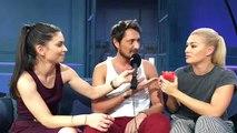 Vincent Cerutti et Katrina Patchett de Danse avec les stars étaient en direct live sur le Facebook de My TF1