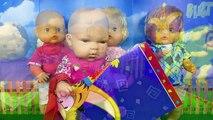 Juegos de verano en el jardín de la bebé Lucía con sus amigos bebés Nenuco Mundo Juguetes en español