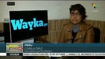 Perú: iglesia Agua Viva bajo sospecha de lavado de activos