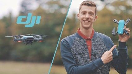 Test du DJI SPARK - Le meilleur drone pour débutant