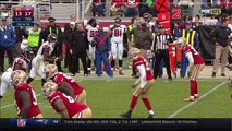 2015 - Falcons Matt Ryan finds Roddy White for 20-yard gain