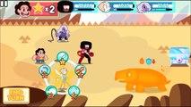 Steven Universe Gem Fusion ● Attack the Light Game Pearl Amethyst Garnet Fusion Alexandrite Gameplay