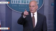 John Kelly: 'We Believe' Cuba 'Could Stop The Attacks On Our Diplomats'