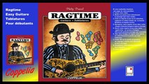 Partitions - Ragtime easy Guitare et tablatures