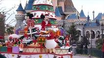 La Cavalcade de Noël - Disneyland Paris new - Christmas Cavalcade