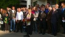 66 refugiados sirios llegan a Chile para iniciar nueva vida