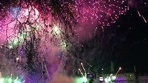 NEW YEAR EVE LONDON 2016 / 2017 - Full Fireworks Display HD