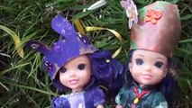 Anna and Elsa Easter Egg Hunt Easter Hat Parade #2 Anna and Elsa Toddlers Preschool Toys In Action