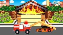 СБОРНИК: Трактор Павлик Быстрая Гоночная машинка ГОНКИ В ГОРОДЕ - Развивающие видео для детей
