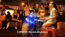 Amazing BAD ass FEMALE drummers that really Kick!