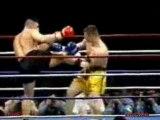 Muay Thai Jerome Le Banner vs Mirko Crocop
