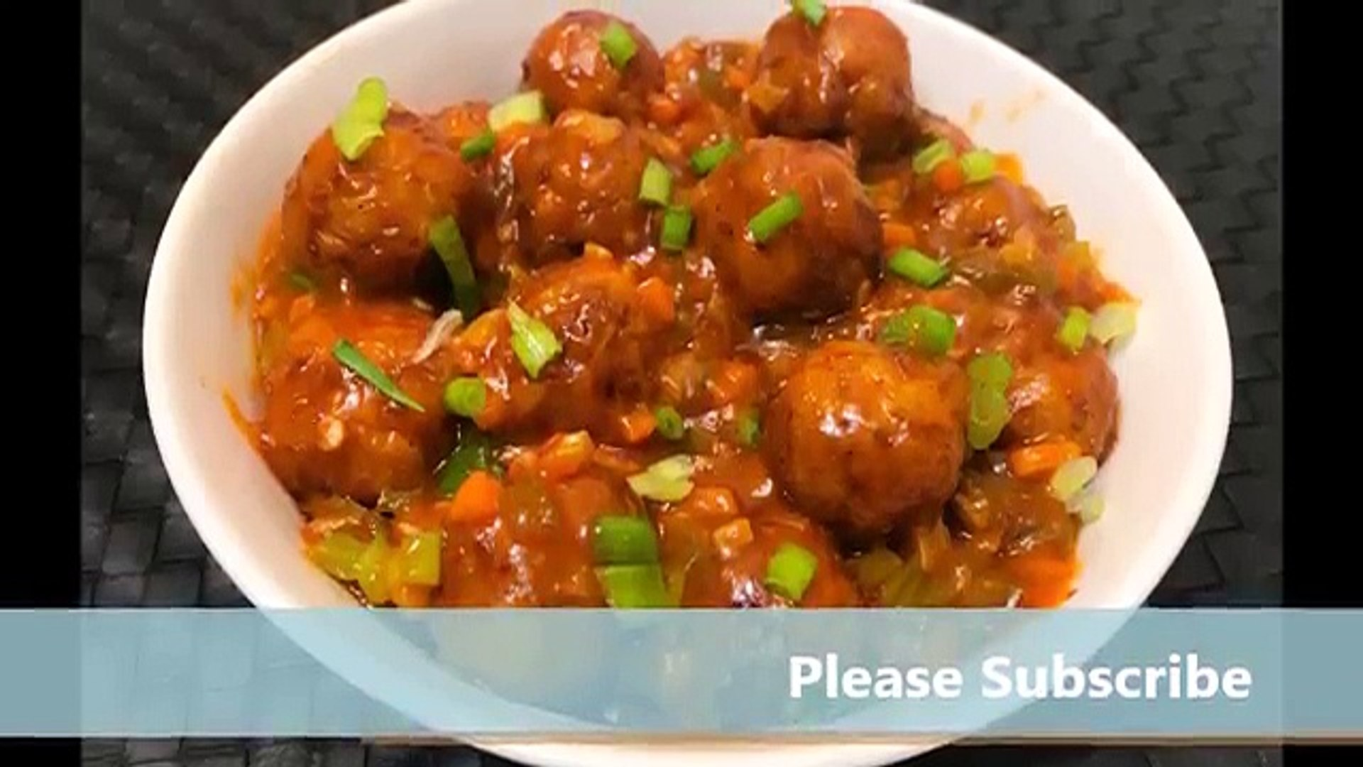 Cabbage Manchurian Recipe | Indo Chinese Snack Recipe | Vegetable Manchurian Recipe