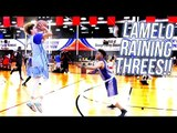 LaMelo Ball Handles BBC with EASE! SPLASHING From DEEP! Lavar HAPPY DANCE After Big Ballers W!