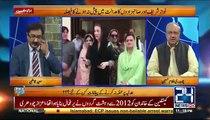 Khawaja Asif Nay Kaha Hum Shahid Khaqan Abbasi PM of Pakistan Nai Maanty...- Ghulam Hussain break the story!