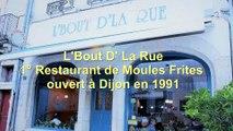 Restaurant MOULES-FRITES à DIJON