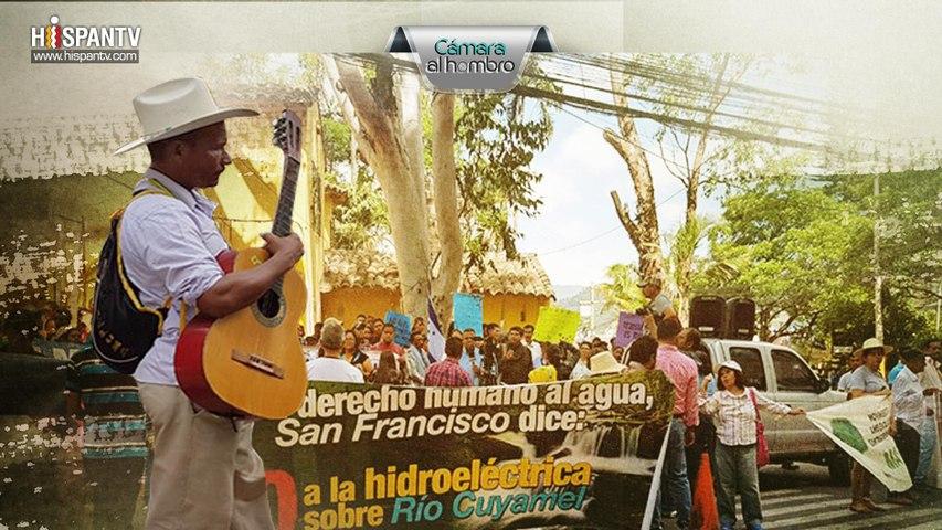 Cámara al Hombro - Honduras, comunidades continúan en su defensa contra el capital y Estado