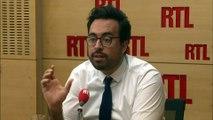 """Couverture du réseau mobile : """"Les Français n'en peuvent plus"""", dit Mounir Mahjoubi"""