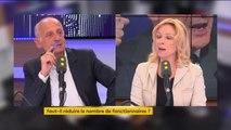 """""""Pour moi le Front national, c'est un ennemi historique de la droite"""", assure @FloPortelli #8h30politique"""
