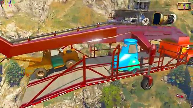 Disney Pixar Cars Mack Truck Helicopter Disney Cars Tow Mater Cars Guido Disney pixar Cars 3 Cars