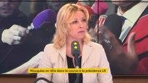 """Présidence des Républicains : Florence Portelli réclame """"un débat que les Français attendent"""""""
