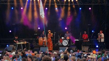 The Bongo Hop - live @ FESTIVAL DU BOUT DU MONDE ' 17