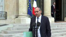 Rencontre à l'Elysée : déclaration de Laurent Berger