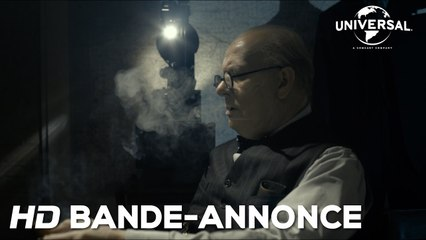 LES HEURES SOMBRES - Bande-Annonce 1 VOST [Au cinéma le 10 janvier]