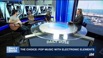 DAILY DOSE   The Choice performs on i24NEWS   Friday, October 13th 2017