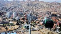Mi Teleférico - La Paz, Bolivia