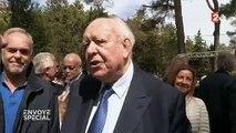 Un journaliste évoque les détournements de fonds au Sénat face à Jean-Claude Gaudin qui s'emporte