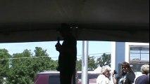 Gordon Davis sings 'Do You Know Who I Am' Elvis Week 2013