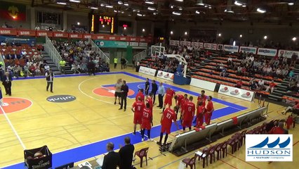 Hightlights Brussels - Proximus Spirou Basket (65-66)