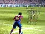 """Ronaldinho passe aveugle """" PES 2008 """""""