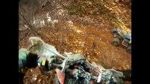 Krash Dirt Park Nasty Hill Climbs | Four Wheeler Crashes